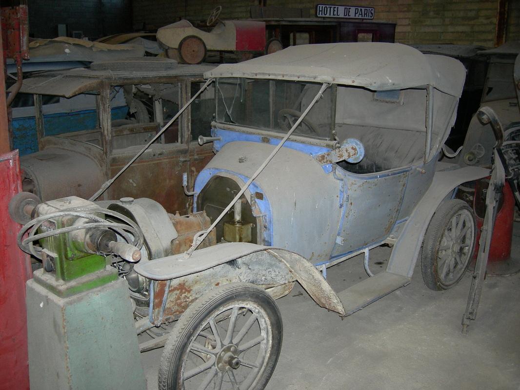 FRENCH VINTAGE CAR CACHE - VINTAGE BENTLEY BLOG